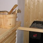 Badstue/sauna