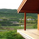 Egen uteplass/terrasse med hagemøbler