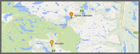 Se kart for mer informasjon