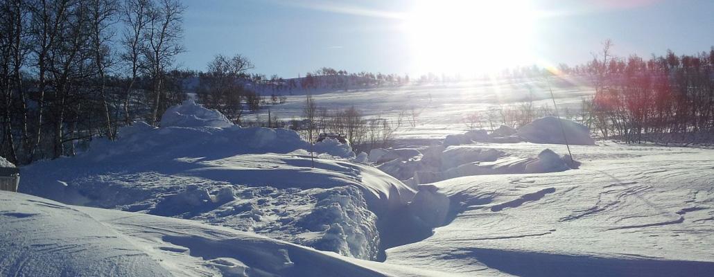 vinter-hovden